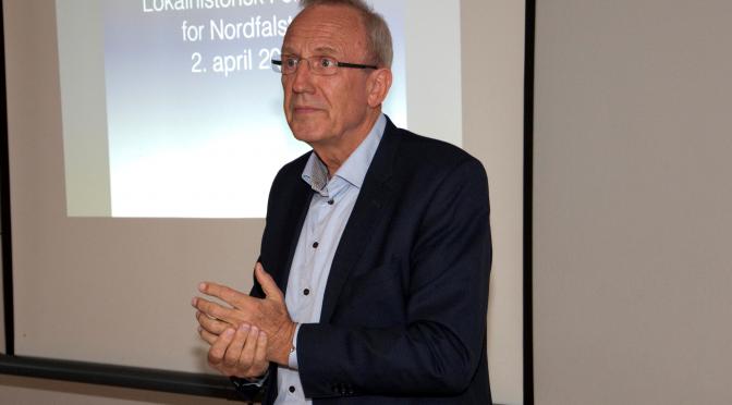 Jørn Neergaard Larsen fra Nr. Grimmelstrup