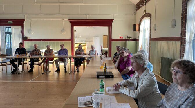 2021 Årsmøde og Generalforsamling i Lokalhistorisk Arkiv og Forening